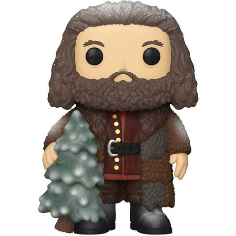 POP HARRY POTTER: Hagrid Holiday figura - 6""