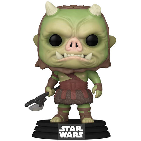 POP Movies The Mandalorian Gamorrean figura