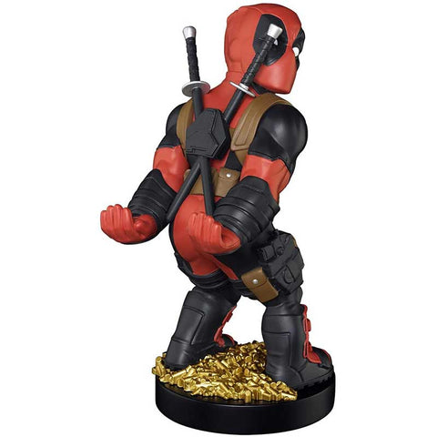 DEADPOOL Cable Guy - kontroller vagy telefon tartó figura - Marvel