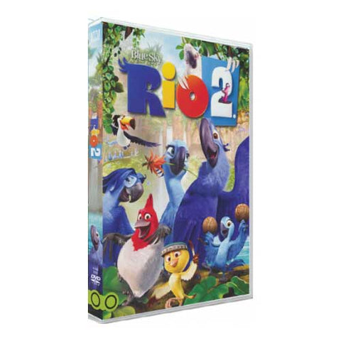 BlueSky - Rió 2 (DVD)