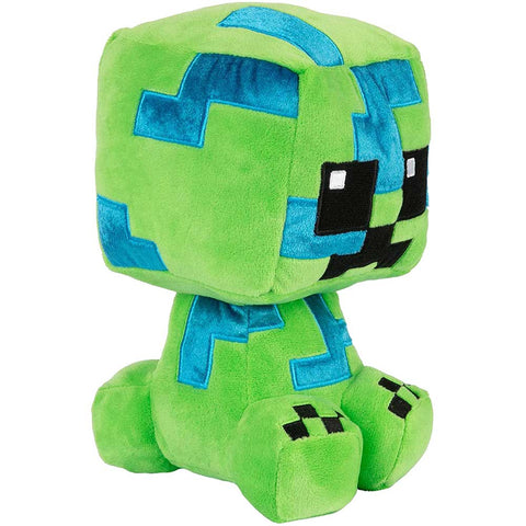 MINECRAFT - Crafter Charged Creeper plüss 23 cm
