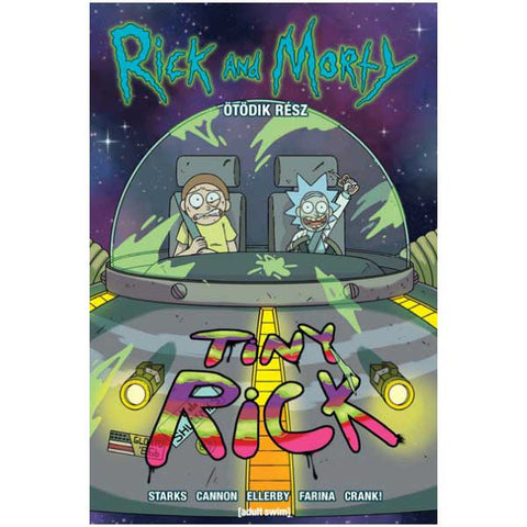 Rick and Morty: Ötödik rész