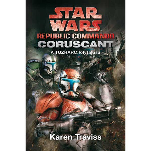 Star Wars: Republic Commando: Coruscant