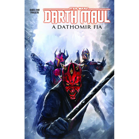 STAR WARS: Darth Maul, a Dathomir fia