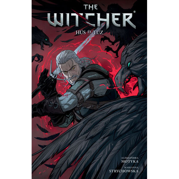 The Witcher: Hús és tűz