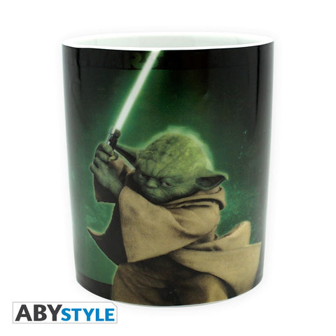 STAR WARS Yoda bögre (460 ml)