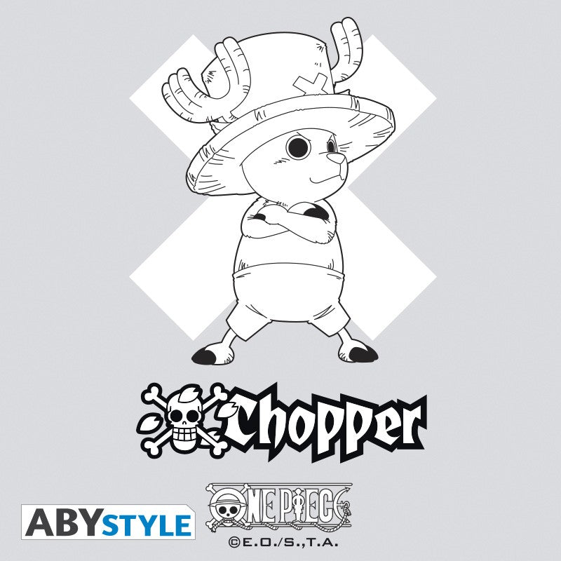 ONE PIECE pohár - Chopper