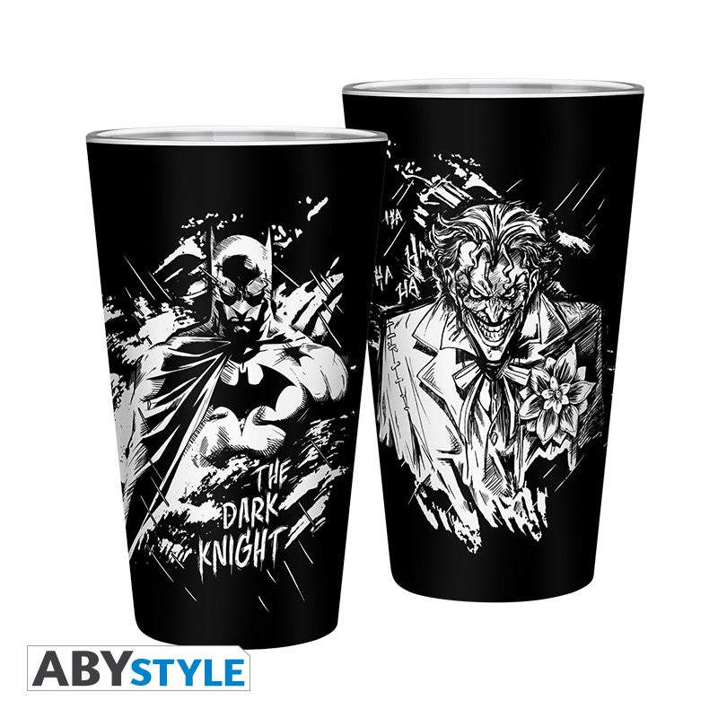 BATMAN & JOKER pohár (500ml) - DC Comics