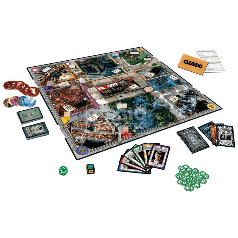 CLUEDO - Harry Potter