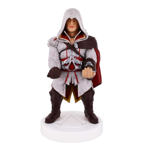 EZIO Cable Guy - kontroller vagy telefon tartó figura - Assassin's Creed