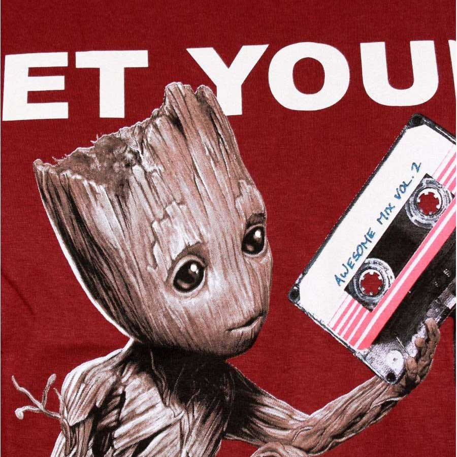 GALAXIS ŐRZŐI - Get your Groot póló