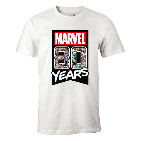 MARVEL - 80 years póló