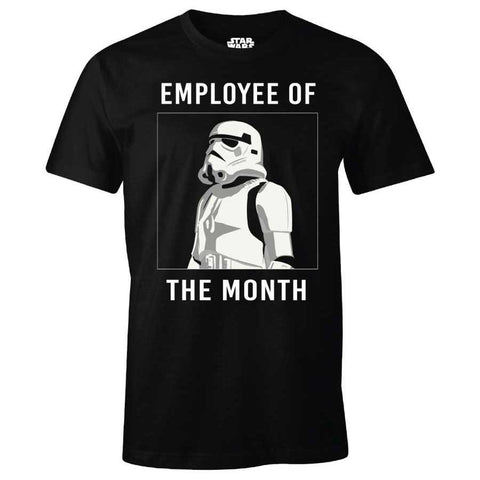 STAR WARS - Employee of the month póló