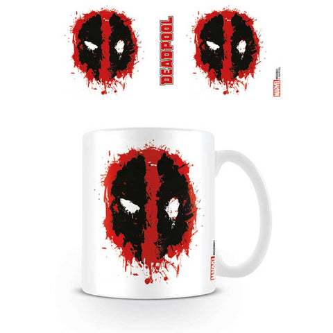 DEADPOOL - Splat bögre (315 ml)