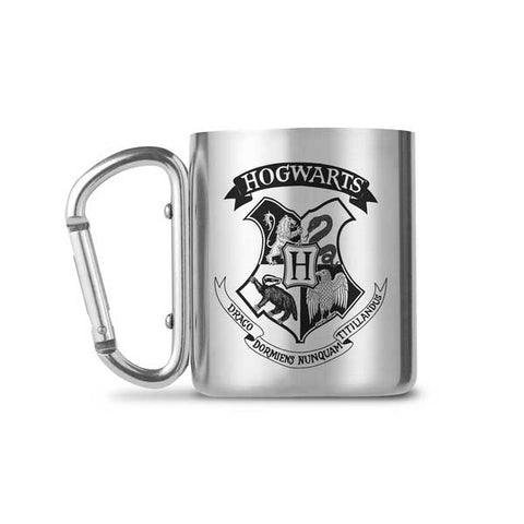 HARRY POTTER karabiner fém bögre - Roxfort (230 ml)