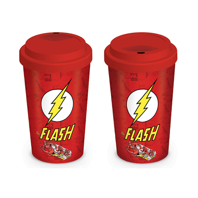 FLASH utazóbögre - DC Comics (340 ml)