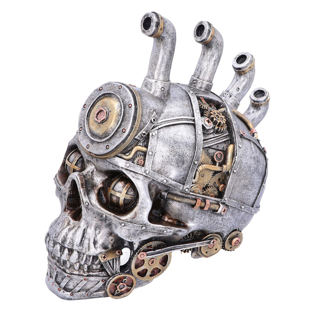Pipe Dream steampunk koponya - 20.5cm