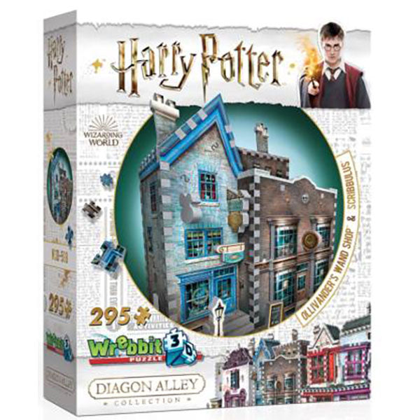 HARRY POTTER - Ollivander 3D puzzle