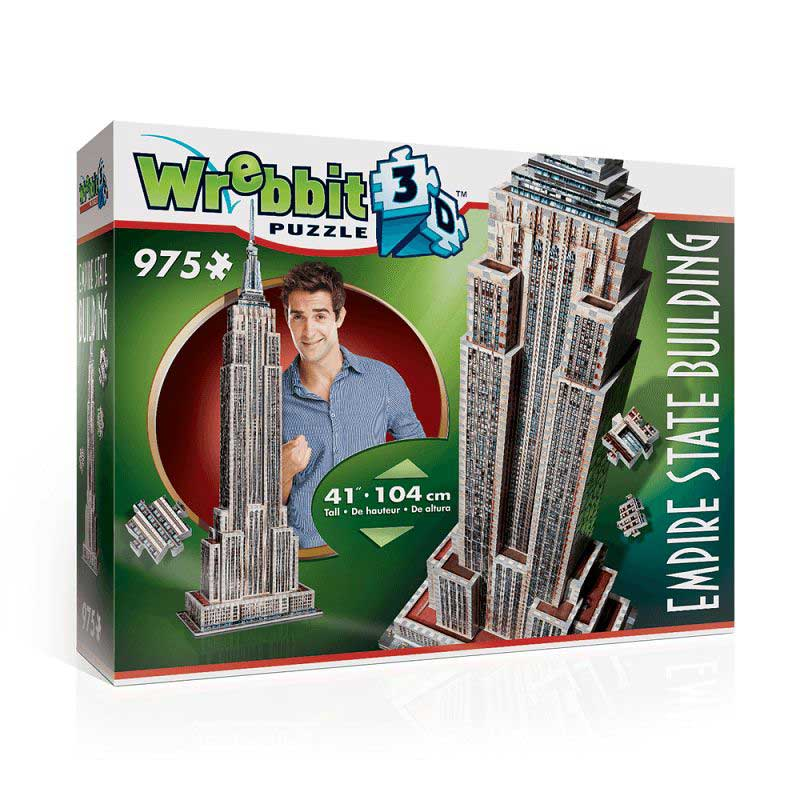 3D puzzle - Empire State Building