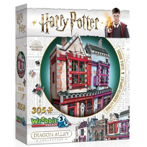 HARRY POTTER - Kviddics 3D puzzle