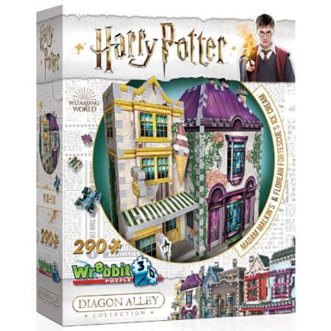 HARRY POTTER - Madame Malkin 3D puzzle