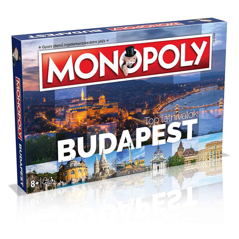 MONOPOLY - Budapest