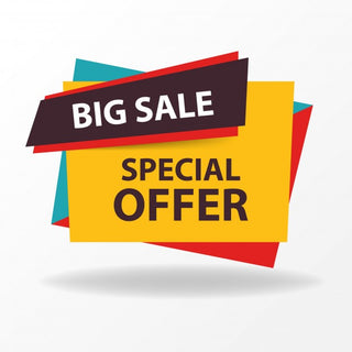 ENJOY OUR BIG SALE TODAY