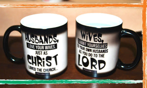 Buy Christian Couple Magic Mugs(Best Gift Ever)