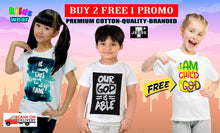 Load image into Gallery viewer, Buy 2 Kid Shirt Get Free 1