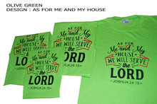 Load image into Gallery viewer, Buy Christian Family Shirt GET 1 FREE PLUS FREE CROSS BRACELET