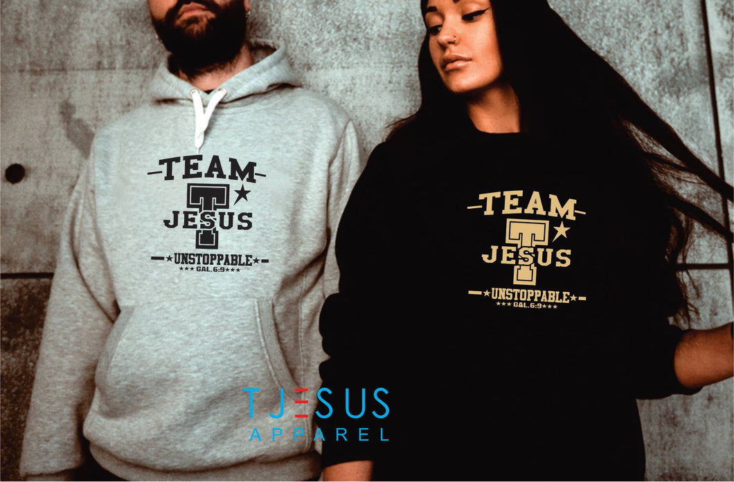 TJesus Hooded
