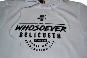 Trending Christian Hoodie. John 3:16.Enjoy Free Shipping Today.C.O.D.