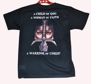 Buy Women Of Faith.Christian Women Casual Wear.Bestseller until today.Free Shipping Nationwide Today's Promo