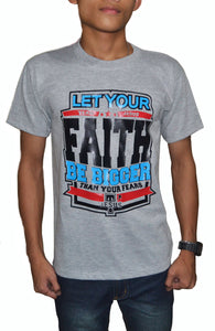 Let your faith - TJesus Apaprel
