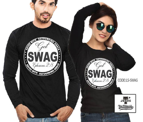 Swag couple longsleeve