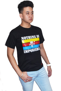 Nothing is impossible - TJesus Apaprel