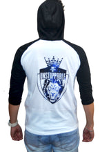 Load image into Gallery viewer, Lion of Judah Raglan - TJesus Apaprel