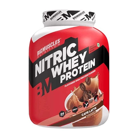 BigMuscles Nitric Whey Protein