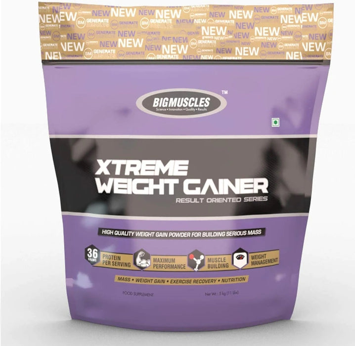 BigMuscle XTREME WEIGHT GAINER