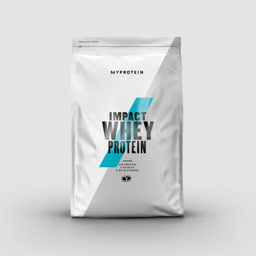 My Protein Impact Whey Protein, Serving 25g, Net Wt 5kg