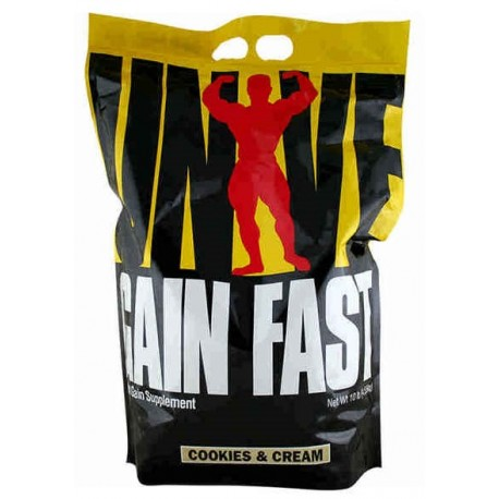 Universal Nutrition Gain Fast, 10 Lbs. - fitness trends