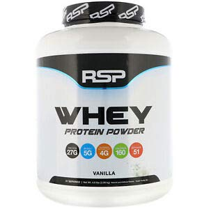 RSP Nutrition Whey  Protein Powder