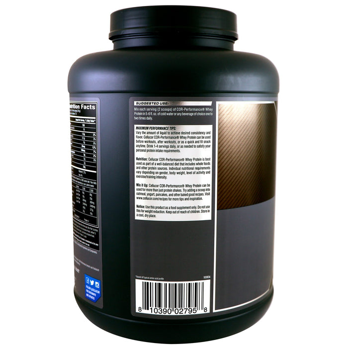 CELLUCOR- WHEY- 5.19 Lbs