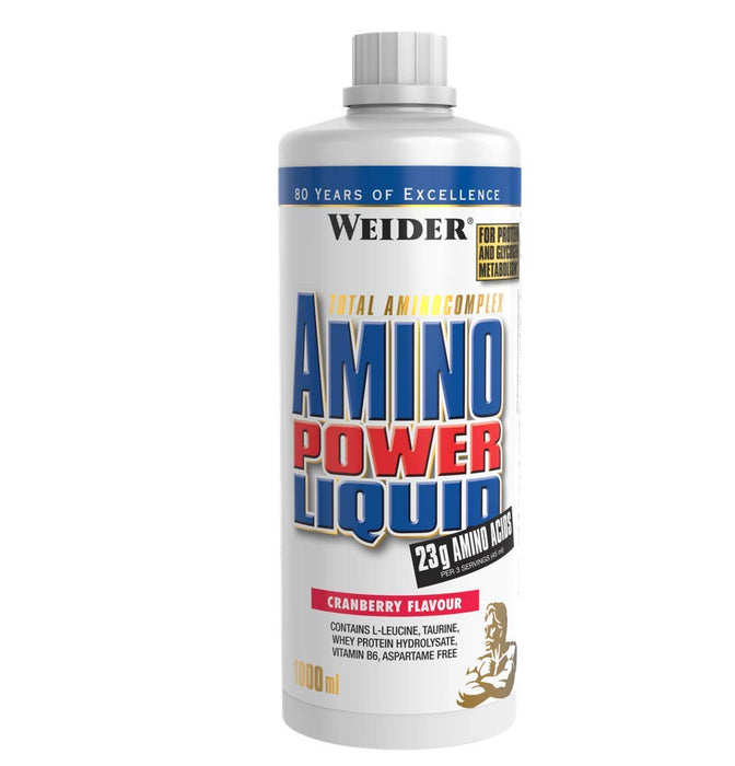 Weider's Liquid Amino Power,1000 Ml 66 Serving