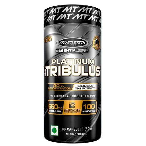 Muscletech-Platinum 100% Tribulus 100-servings