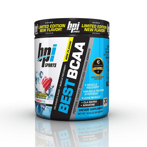 BPI Sports, Best BCAA, Net Wt (300 grams)