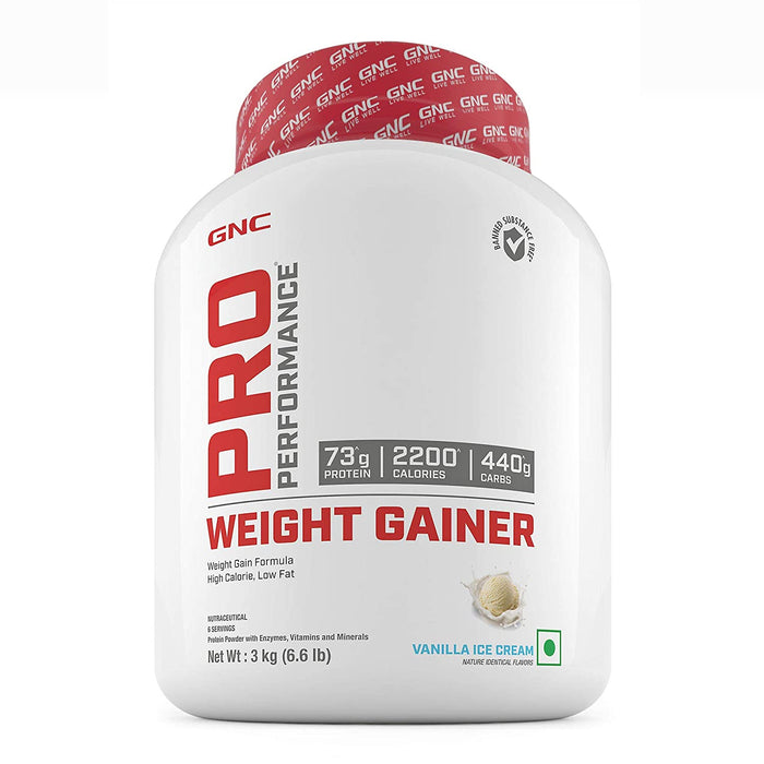 GNC-Pro Performance Weight Gainer