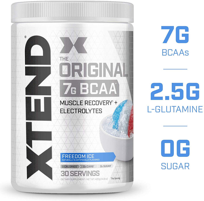 Scivation XTEND X  Original 7G Bcaa, 30 Serving, Net Wt 420