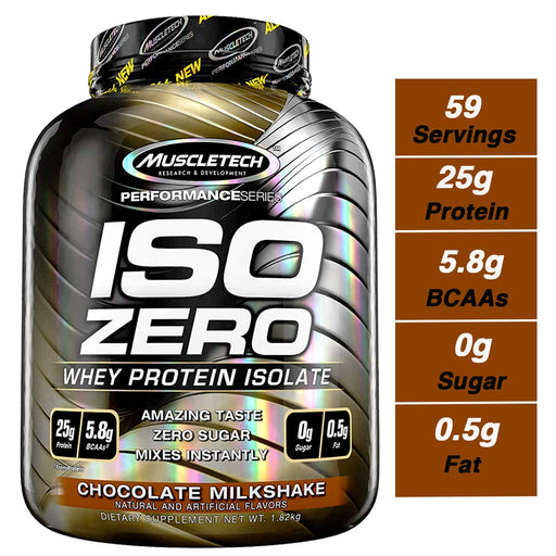 Muscletech Performance Series ISO ZERO - 1.82 kg