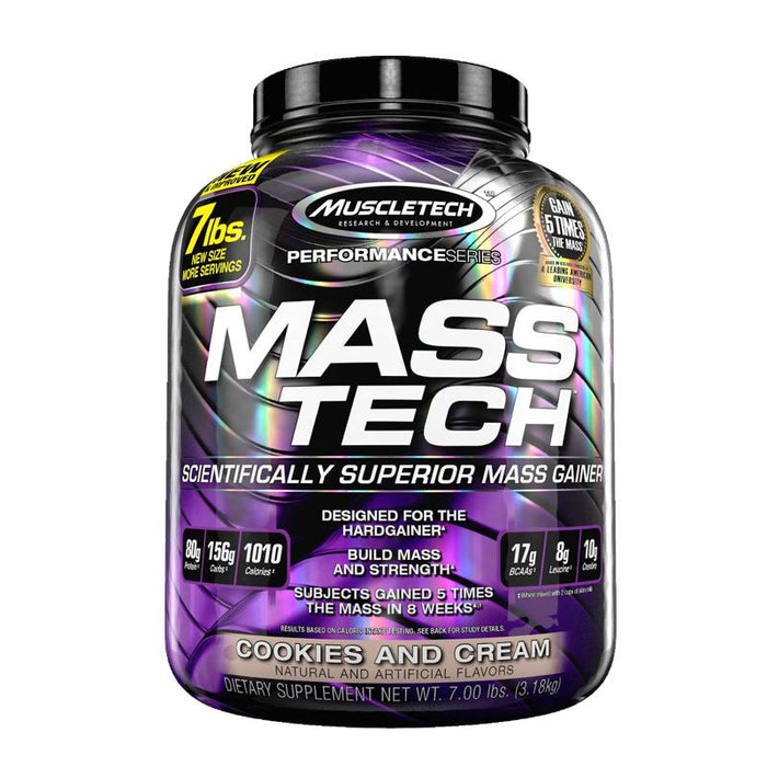 Muscletech Performance Series Mass Tech - fitness trends